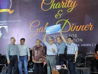 Alumni UNS Sumbang Rp400 Juta untuk Beasiswa