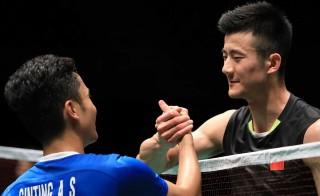 Apologi Anthony Ginting Usai Dikalahkan Chen Long