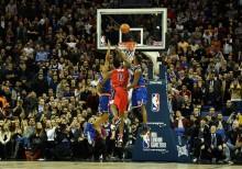Bintang Liga Primer Jadi Saksi Kemenangan Dramatis Wizards atas Knicks