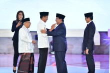 Presiden Terpilih Diminta Serius Berantas Korupsi
