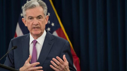 Ketua Federal Reserve Jerome Powell (FOTO: AFP)