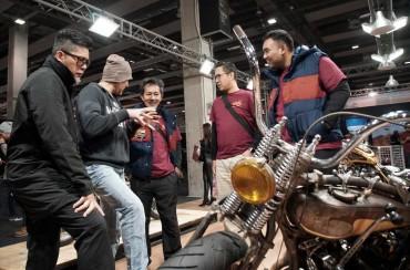 <i>Custom Bike</i> Indonesia Tuai Pujian dari <i>Builder</i> dan Media Eropa