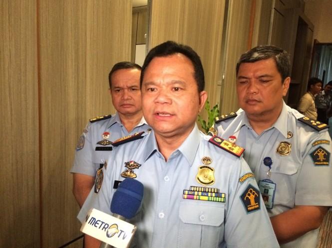 Direktur Jenderal Imigrasi Ronny F. Sompie - Medcom.id/Renatha Swasty