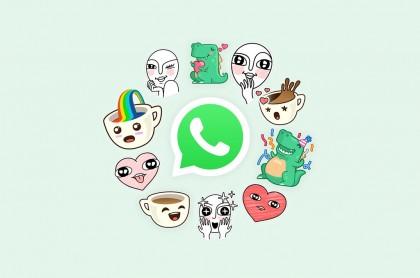 Stiker WhatsApp akan Ada di Gboard