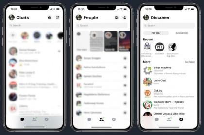 Facebook Messenger Baru Tersedia untuk Semua Pengguna