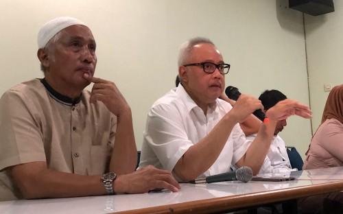Mahendradatta, kuasa hukum terpidana kasus terorisme Abu Bakar