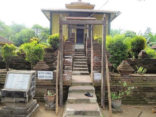 Makam Sunan Amangkurat I di Tegal, Jawa Tengah. Istimewa