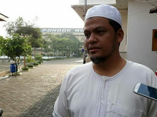 Putra Abu Bakar Ba'asyir, Abdul Rochim di Ponpes Al-Mukmin,