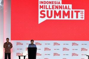 Indonesia Millennial Summit, Dorong Anak Muda Majukan Tanah Air