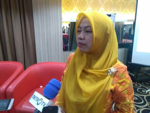 Direktur Eksekutif Perludem Titi Anggraini - Medcom.id/Kautsar