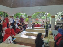 PDIP Ziarah ke Makam Pangeran Jayakarta