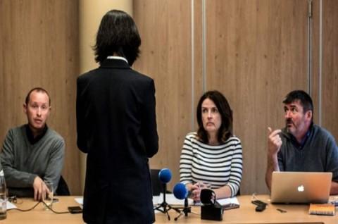 Istri Mantan Kepala Interpol Cari Suaka di Prancis