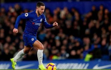 Hazard Siap Merapat ke Madrid