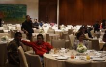 Sebelum Kongres Tahunan, Para Perangkat PSSI Gelar Makan Malam Bersama