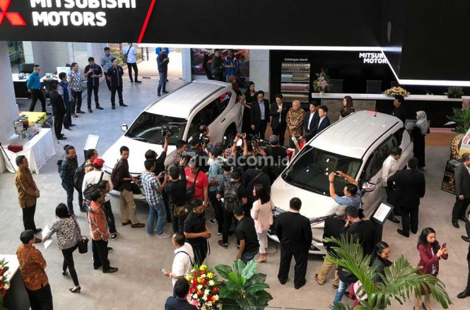Wilayah ring-1 Ibukota Jakarta, masih jadi zona seksi penjualan mobil di Indonesia. medcom.id/Ahmad Garuda
