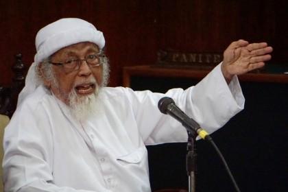 MUI Mengapresiasi Pembebasan Abu Bakar Ba'asyir