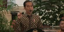 Ibu Dedeh Senang Berjumpa Dengan Jokowi