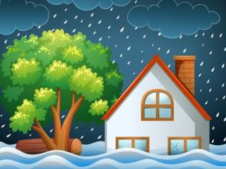 Hujan Intensitas Sedang Hingga Lebat Mulai Landa Sumut