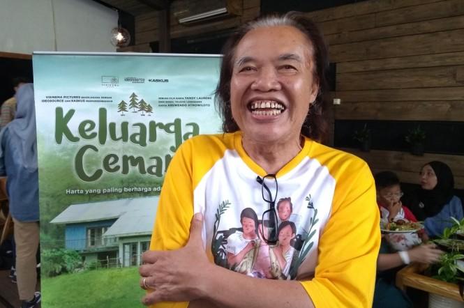Arswendo Atmowiloto (Foto: Medcom.id/Purba Wirastama)