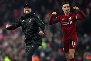 Liverpool Susah Payah Tundukkan Palace