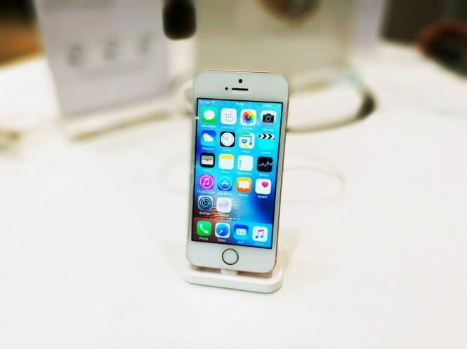 Apple meluncurkan iPhone SE pada 2016.