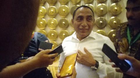 Edy Sebut Umuh Muchtar Lebih Pantas Pimpin PSSI