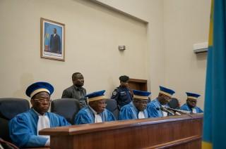 Pengadilan RD Kongo Nyatakan Tshisekedi Pemenang Pilpres