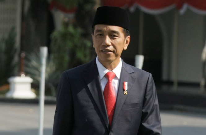 Presiden Jokowi.MI/Ramdani.