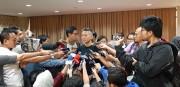 KPU Nilai Performa Paslon Kurang Maksimal di Debat Perdana