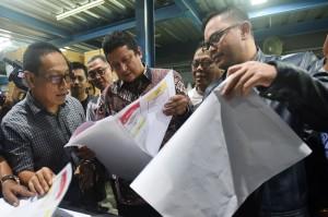 KPU Mulai Cetak Surat Suara Pemilu 2019