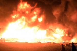 Kebakaran Pipa BBM di Meksiko Tewaskan 73 Orang