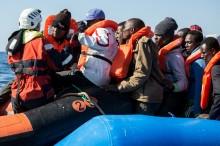 117 Imigran Dikhawatirkan Tenggelam di Mediterania