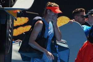 Sharapova Terhenti di Babak 16 Besar Australia Terbuka