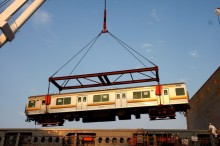 INKA Kirim Kereta Tahap Pertama ke Bangladesh
