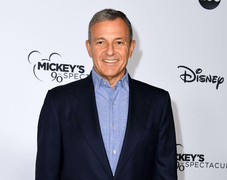 Bos Disney, Robert Iger (Foto: VALERIE MACON/AFP)