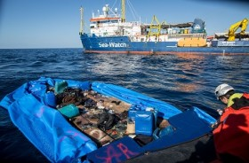 Kebijakan Eropa Soal Imigran 'Hanyut' di Laut