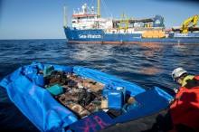 Kebijakan Eropa Soal Imigran 'Hanyut' di :Laut
