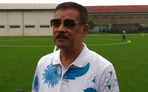 Umuh Muchtar Legawa Menerima Sindiran Edy Rahmayadi