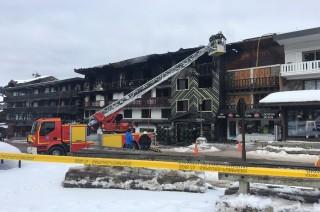 Kebakaran di Resor Ski Prancis Tewaskan Dua Orang