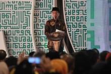 Jokowi Memperhatikan Kemanusiaan dalam Pemberantasan Terorisme