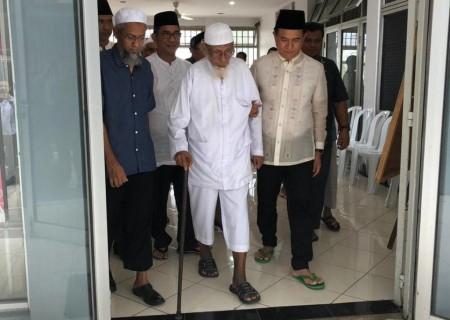 Ma'ruf: Pembebasan Ba'asyir Urusan Indonesia