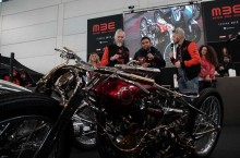 Tosan Adji, <i>Custom Bike</i> Indonesia Curi Perhatian Juri MBE