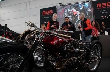 Tosan Adji, <i>Custom Bike</i> Indonesia Curi Perhatian Juri MBE