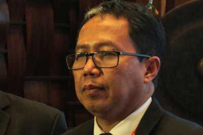 Plt Ketum PSSI Joko Driyono (Foto:Medcom.id/Kautsar Halim)