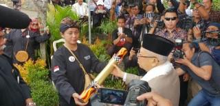 Jokowi-Ma'ruf Mendapat Dukungan dari Warga Bandung