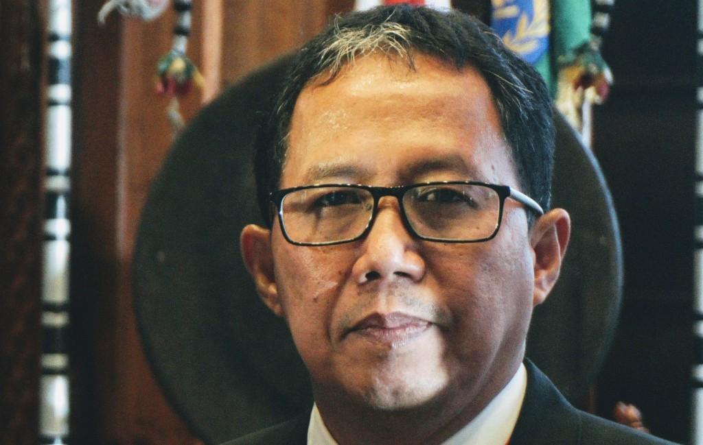 Joko Driyono (Foto: Medcom.id/Kautsar Halim)