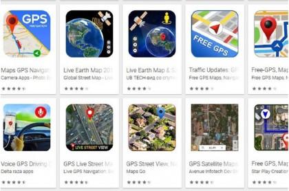 Ada Belasan Aplikasi GPS Palsu di Play Store
