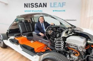 Pemerintah Prancis Ingin Carlos Ghosn Lengser dari Renault