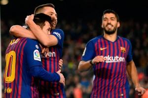 Barcelona Tundukkan Leganes 3-1