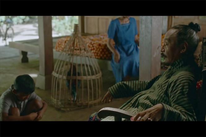 Sujiwo Tejo dalam Kucumbu Tubuh Indahku (Foto: Fourcolours Films)
